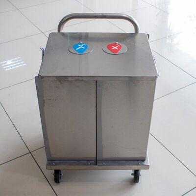 Empero - Empero Mobil Dezenfektan İstasyonu, Elektrikli, 750x605x875 mm (1)