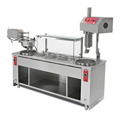 Empero - Empero Saray ve İzmir Lokma Makinesi, 2 Pişiricili, Elektrikli (1)
