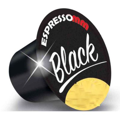 Espressomm Black Kapsül Kahve, Nespresso Uyumlu