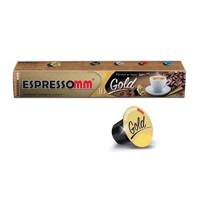 Espressomm - Espressomm Gold Kapsül Kahve, Nespresso Uyumlu (1)