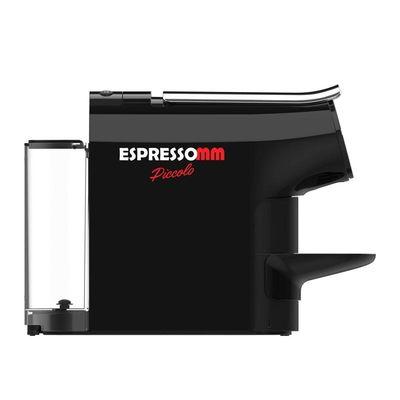 Espressomm - Espressomm Piccolo Kapsül Kahve Makinesi, Nespresso Uyumlu, Siyah (1)