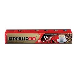 Espressomm Red Kapsül Kahve, Nespresso Uyumlu - Thumbnail