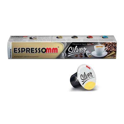 Espressomm - Espressomm Silver Kapsül Kahve, Nespresso Uyumlu (1)