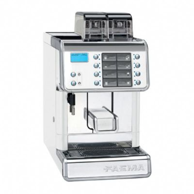Faema Barcode MilkPs PS 11 Süper Otomatik Espresso Kahve Makinesi, 2 Öğütücülü, Saatte 200 Fincan Kahve Kapasiteli