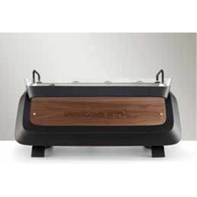 Faema - Faema E71E Espresso Kahve Makinesi, Full Otomatik, 2 Gruplu, Siyah-Gümüş-Ahşap (1)