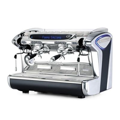Faema Emblema A2 Restyling Otomatik Espresso Kahve Makinesi, Tall Cup Versiyon, 2 Kollu