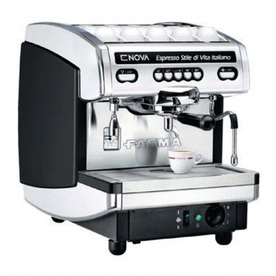 Faema Enova A1 Otomatik Espresso Kahve Makinesi, 1 Kollu