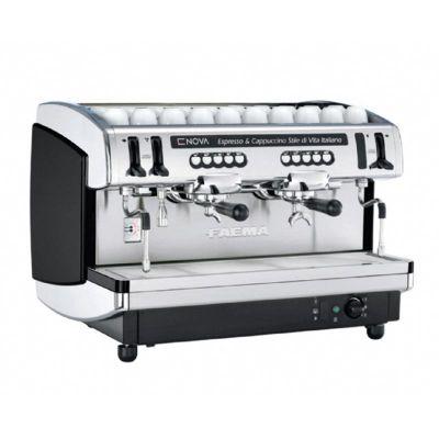 Faema Enova A2 Otomatik Espresso Kahve Makinesi, 2 Kollu