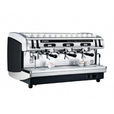 Faema Enova S3 Yarı Otomatik Espresso Kahve Makinesi, 3 Kollu