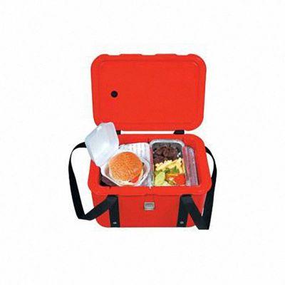 Avatherm - Avatherm F180 Fast Food & Medikal Termobox, Kırmızı (1)