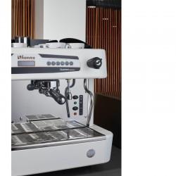 Fiamma Quadrant 2 DSP TC Espresso Kahve Makinesi, 2 Gruplu, Beyaz - Thumbnail