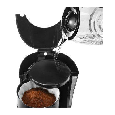 Delonghi ICM15210.1 Filtre Kahve Makinesi, Siyah