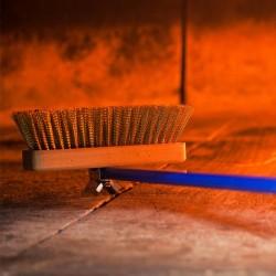 Gi-Metal Fırın Temizlik Fırçası, 20x6 cm - Thumbnail