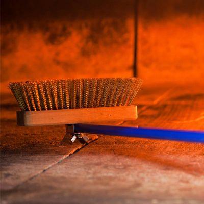 Gi-Metal - Gi-Metal Fırın Temizlik Fırçası, 20x6 cm (1)