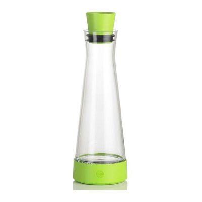 Emsa Flow Slim Akrilik Soğuk Tutucu Karaf, 1.0 L, Yeşil