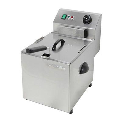 Öztiryakiler Fritöz, GN 1/3, Elektrikli, 5 L, 3 kW