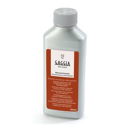 Gaggia - Gaggia Decalcifier Descaler, Solisyon, 250 ml