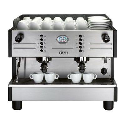 Gaggia LC/D Tam Otomatik Espresso Kahve Makinesi, 2 Gruplu