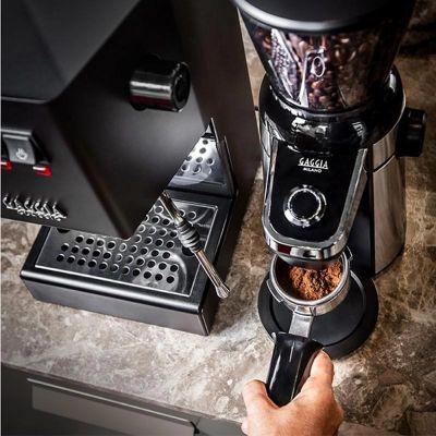Gaggia RI8123/01 MD15 Otomatik Ev Tipi Kahve Öğütücü