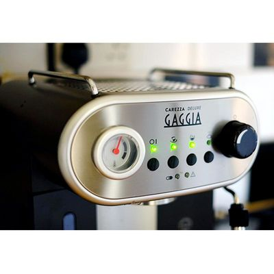 Gaggia RI8525/01 Carezza Deluxe Kahve Espresso Makinesi