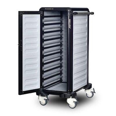 Gastrolley - Gastrolley 100 Termo Kabin Taşıma Arabası, 53x78x124 cm (1)
