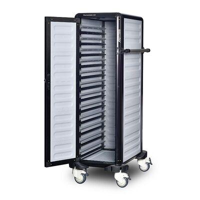 Gastrolley - Gastrolley 125 Termo Kabin Taşıma Arabası, 53x78x149 cm (1)