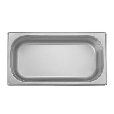 Öztiryakiler Gastronorm Küvet, Standart, GN 1/3, 32.5x17.6x10 cm