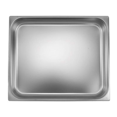 Öztiryakiler Gastronorm Küvet, Standart, GN 2/1, 65x53x20 cm