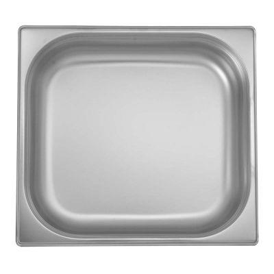 Öztiryakiler Gastronorm Küvet, Standart, GN 2/3, 35.4x32.5x15 cm