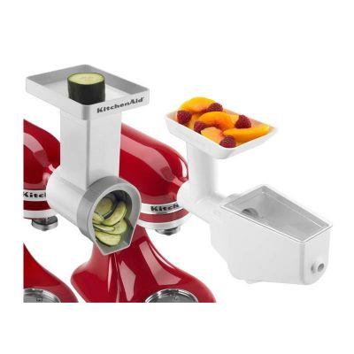KitchenAid - KitchenAid Gıda İşleme Seti, Doğrayıcı, Parçalayıcı, Öğütücü, Püre Yapıcı (1)