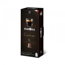 Gimoka Cremoso x10 Nespresso Uyumlu Kapsül Kahve - Thumbnail