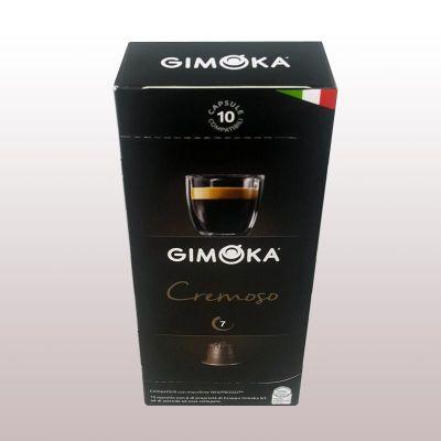 Gimoka - Gimoka Cremoso x10 Nespresso Uyumlu Kapsül Kahve (1)