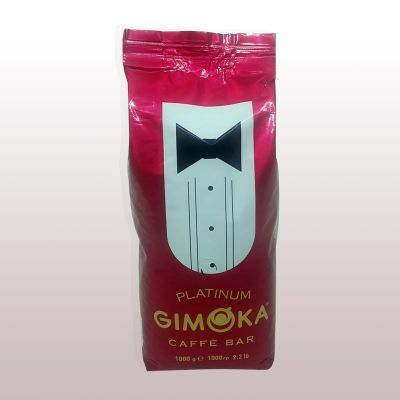 Gimoka Platinum Çekirdek Kahve, 1 kg