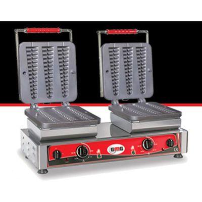 GMG WE 23 Waffelino Çam Model Waffle Makinesi, Değişebilir Plaka