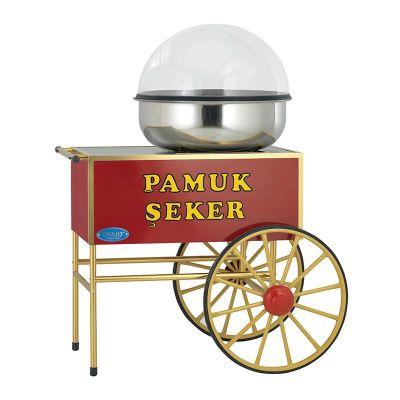 Emart Gökova Pamuk Şeker Arabası, 110x55x140 cm