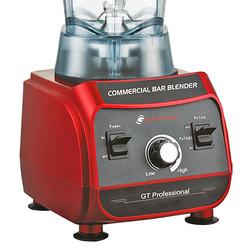 GTech Profesyonel Bar Blender, 1500 W, 2 L, Kırmızı - Thumbnail
