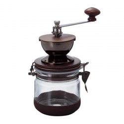 Hario Canister Kahve Değirmeni, Seramik - Thumbnail