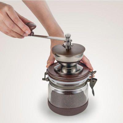 Hario Canister Kahve Değirmeni, Seramik