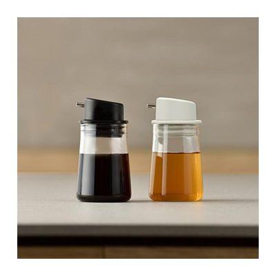 Hario - Hario Simple Soya Sos Şişesi, 80 ml, Gri (1)