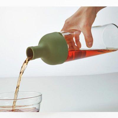 Hario - Hario Soğuk Çay Demleme Şişesi, Yeşil (1)