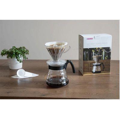 Hario - Hario V60 02 Kahve Demleme Seti (1)