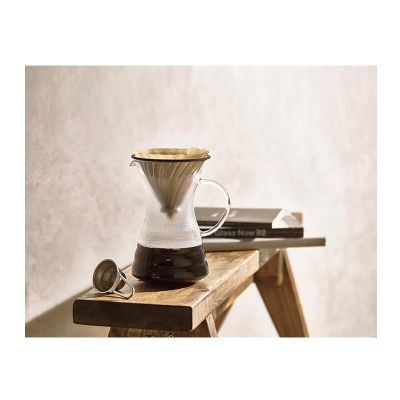 Hario - Hario V60 Decanter, Metal (1)