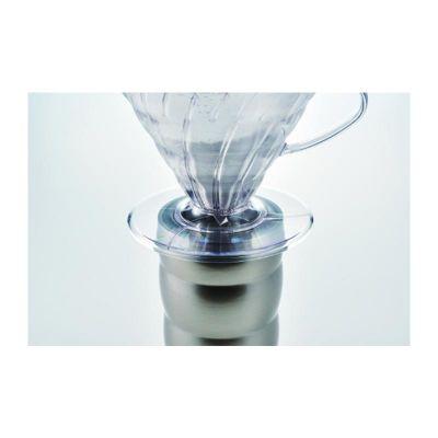 Hario V60 Mug, Gümüş Gri