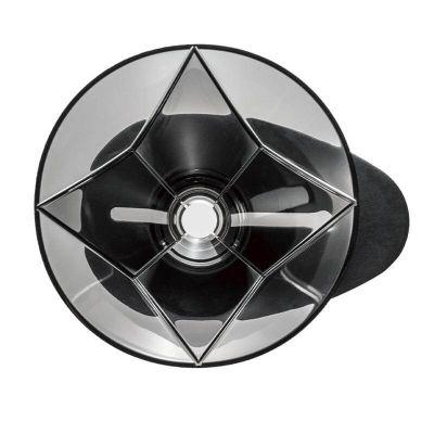 Hario - Hario V60 Mugen Plastik Dripper, Siyah (1)