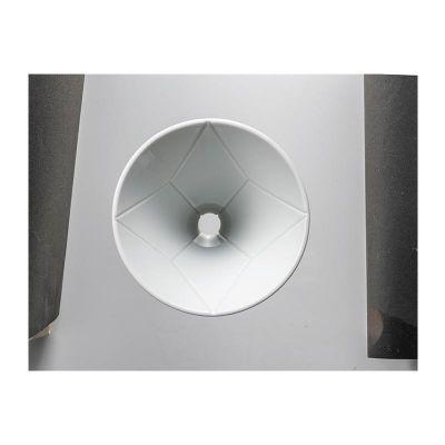 Hario - Hario V60 Mugen Seramik Dripper, Beyaz (1)