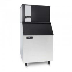 Ice O Matic 0405 HA Yarım Küp Buz Makinesi + B55 Alt Hazne - Thumbnail