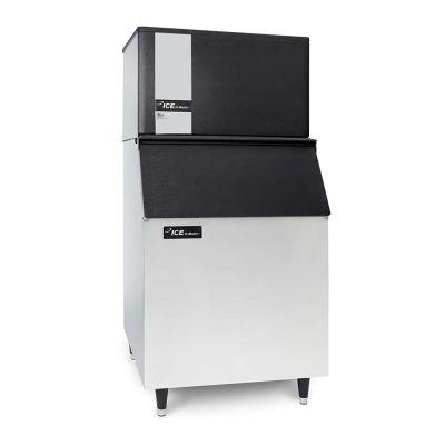 Ice O Matic 0405 HA Yarım Küp Buz Makinesi + B55 Alt Hazne