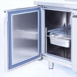 Iceinox CTS 275 N CR Tezgah Tip Snack Derin Dondurucu, 2 Kapılı - Thumbnail