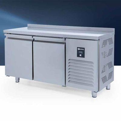 Iceinox CTS 330 Tezgah Tip GN Buzdolabı, 2 Kapılı