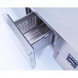 Iceinox CTS 330 Tezgah Tip GN Buzdolabı, 2 Kapılı - Thumbnail